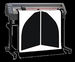 Computer-Cut Tint
