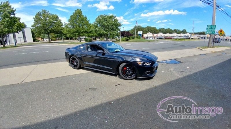 Ford Mustang GT Performance Upgrades