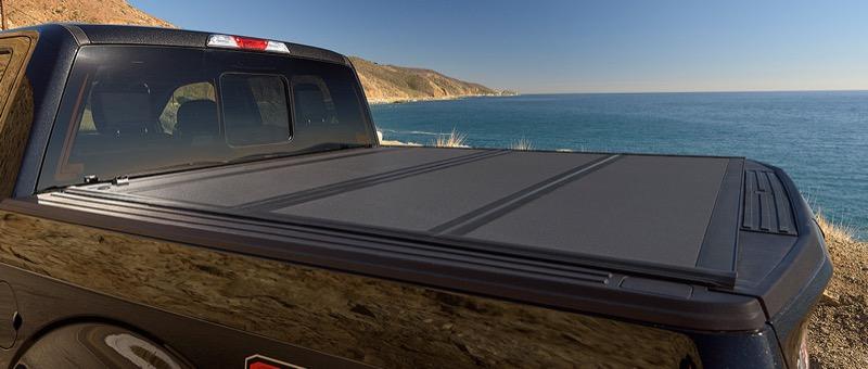 BAK MX4 Folding Bed Cover